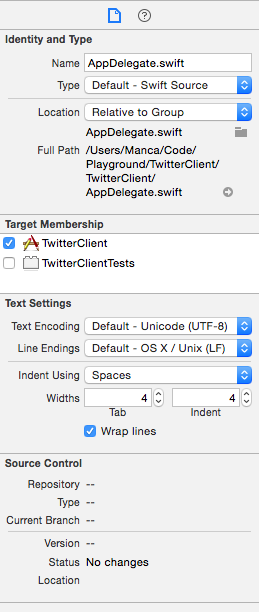 How to exclude a file from build in XCode 6 1 1 | Manca's Tech Blog